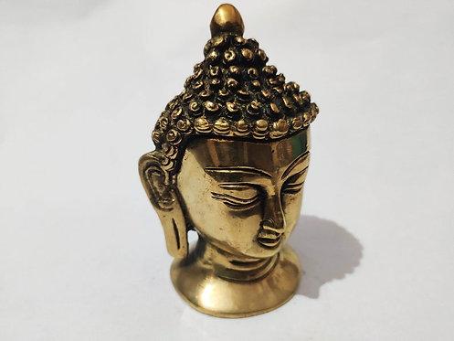 Bronze Mini Buddha Statue - Buddha Tableware - Best For Gifting