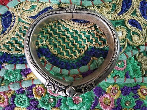 Heart Shape Bold Bracelet