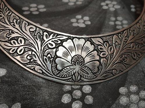 Hansli Rajasthani Tribal Necklace