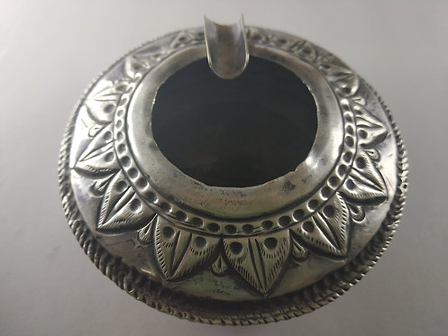 Vintage Silver Ash Tray