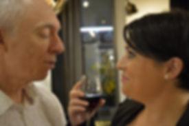 Marc Brochet et Caroline Devergne