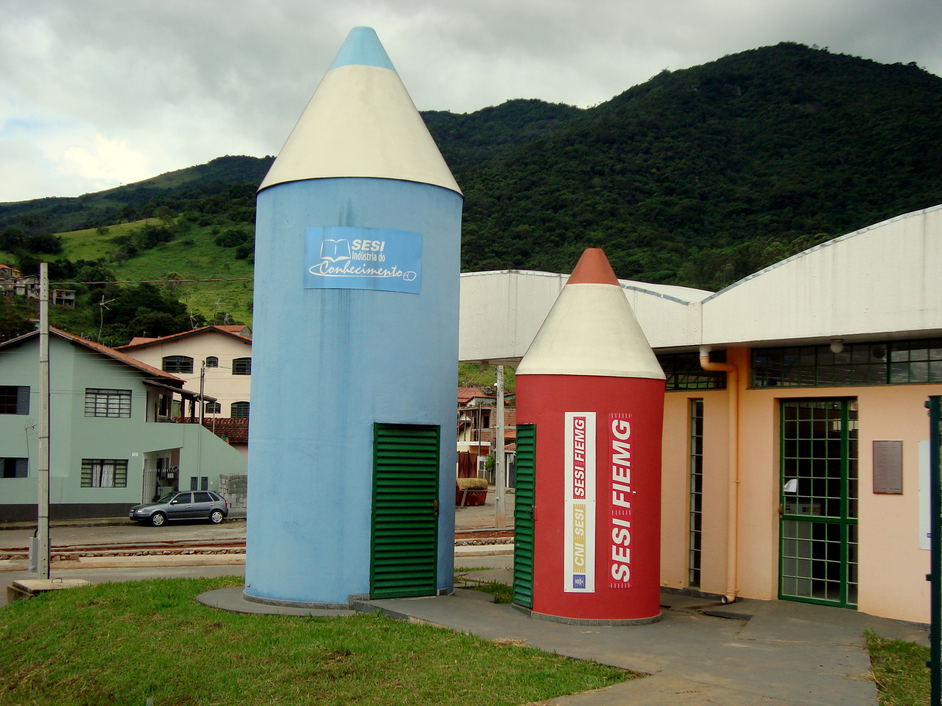 Escola Estadual Pedralva