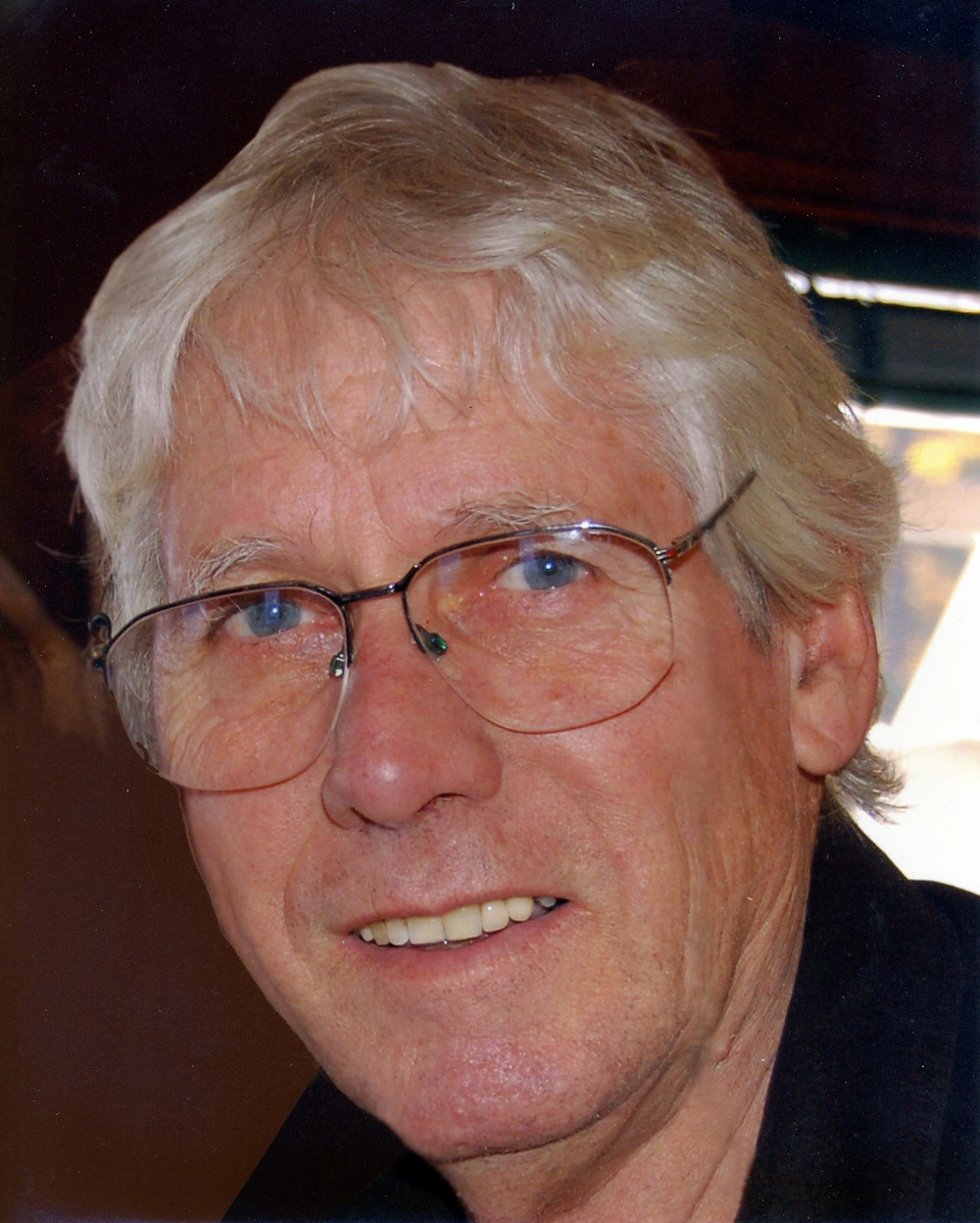 Burnett resident and architect Alan Hopkins lampooned a referendum to rename West Hull – now Chelsea – in 1981 by starting a campaign to rename the rest of the municipality Farking Blarkirgle. Photo courtesy Lisa Hopkins
