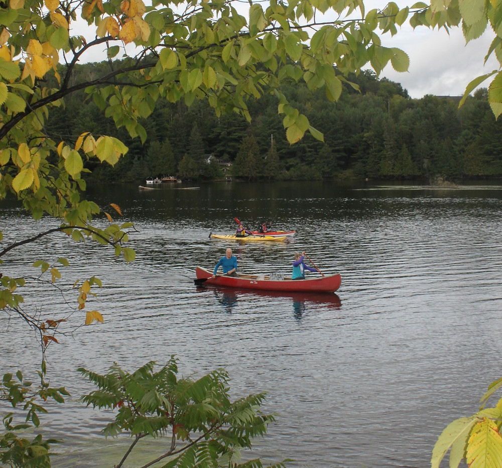 The Gatineau River has experienced increased usage in recent years by motorboats, non-motorized watercraft, and swimmers, which Friends of the Gatineau River says leaves people and the shoreline at risk. The group wants Transport Canada to review its laws governing the river. Low Down file photo
