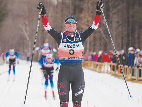 Chelsea skier to represent Canada at 2021 World Cup