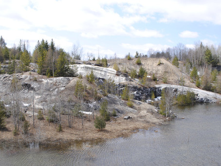 Cantley to buy, turn glacial rock site into park