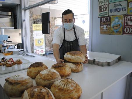 Micro-boulangerie pops up in Chelsea dep