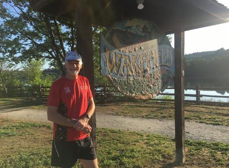 Wakefield runner completes longest virtual race ever