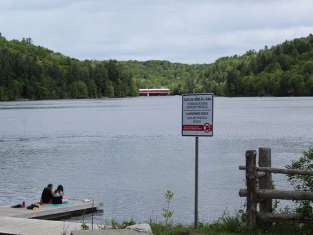 Wakefield 'no swimming' signs replaced after outcry