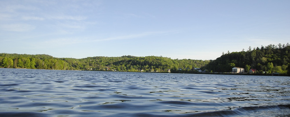 With spring in full swing and summer around the corner, popular Gatineau River spots such as Wakefield Bay are expected to get busier. Friends of the Gatineau River will launch a survey in June on how to keep the river's environment and users safer without changing laws. Hunter Cresswell photo