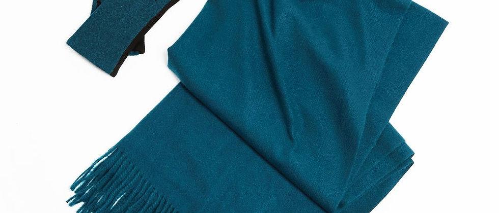 Soft Basic Cashmere Blend Scarf