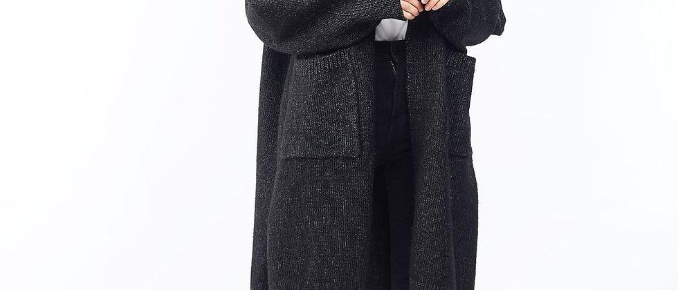 Bounce Wool Cardigan