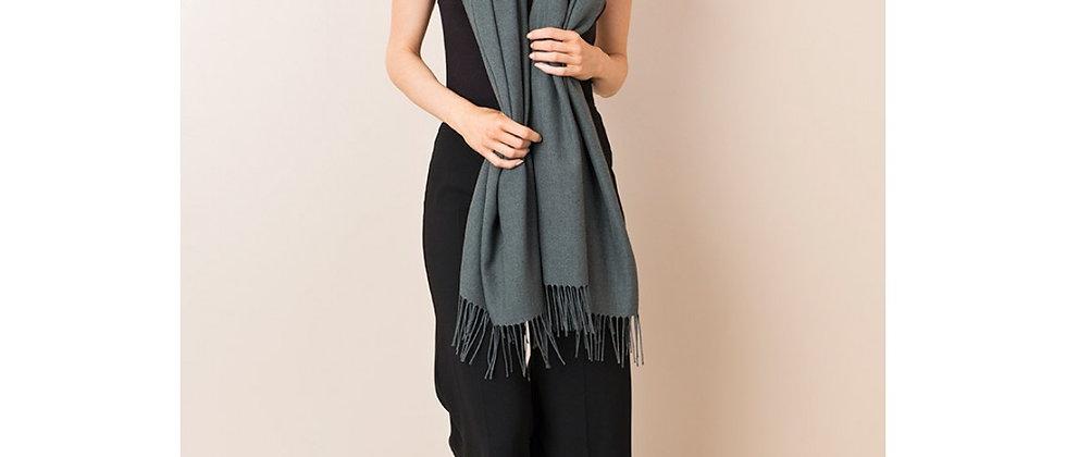 Pashmina - Viscose Bamboo Blend -  Grey