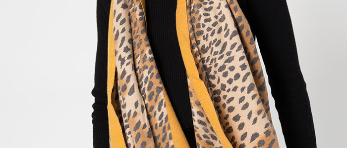 Tilly Scarf - Yellow