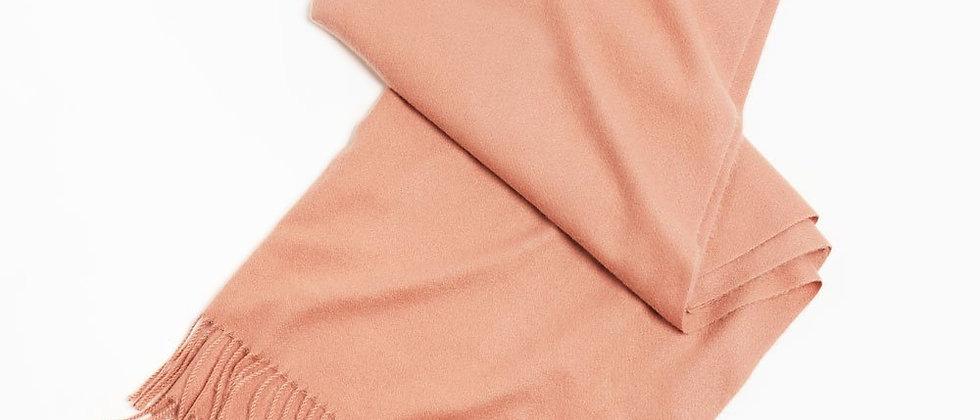 Soft Basic Cashmere Scarf-IndiPeach