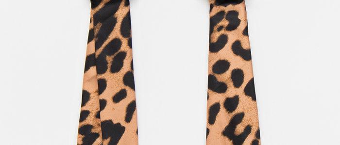 Janette Scarf - Leopard