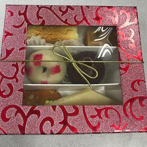 Diwali Gift Box Small 3 Line