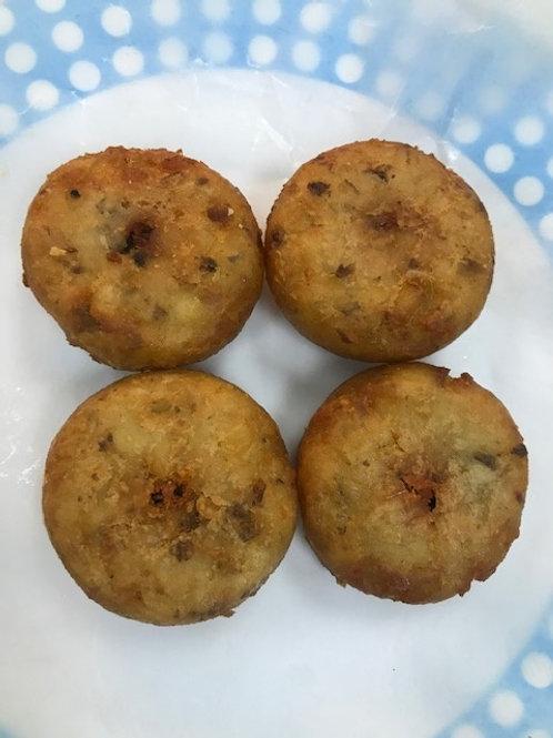 Aloo Tikki (Potato Patty)