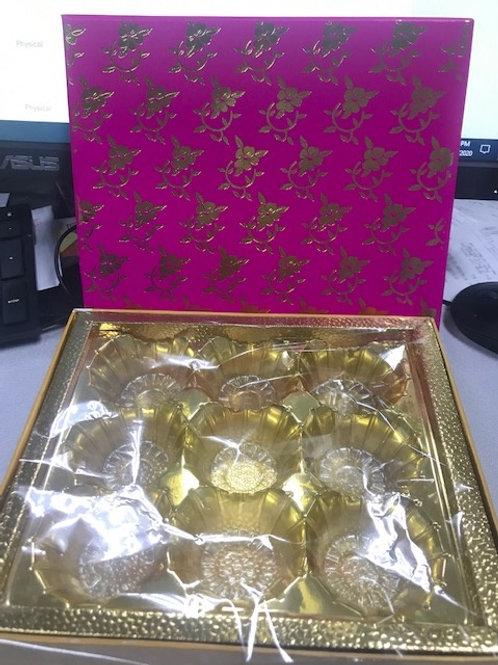 9 Piece Boondi Ladoo NEW Box