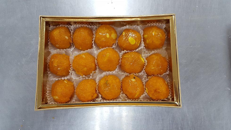 Motichoor Ladoo 15 piece Fancy Box