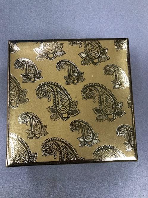Motichoor Ladoo 4pc Fancy Box