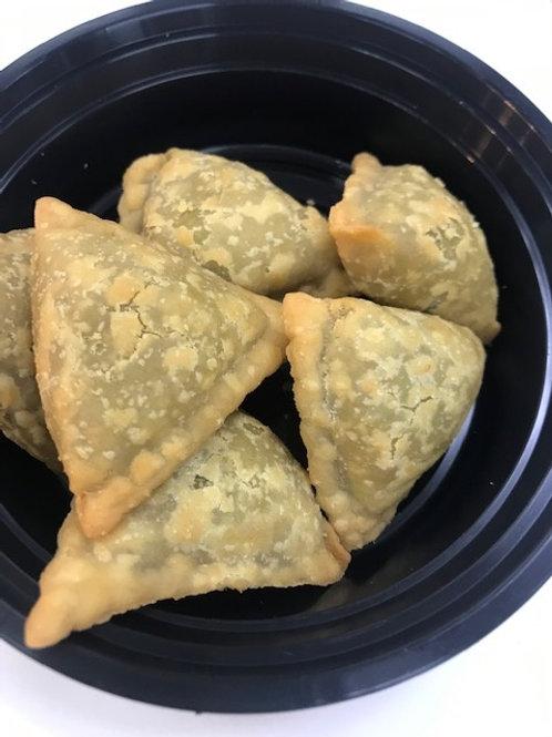 Spinach & Cheese (Palak Paneer) Samosa