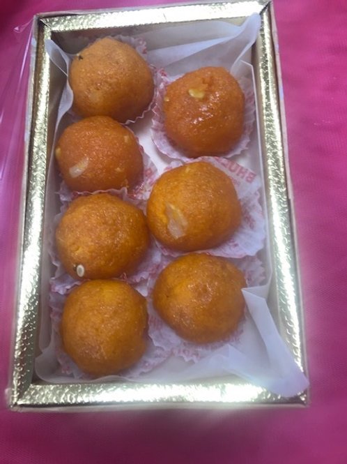 Motichoor Ladoo 7pc Fancy Box