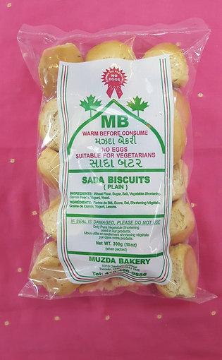 Muzda Sada Biscuits 25 PACK DELIVERED !
