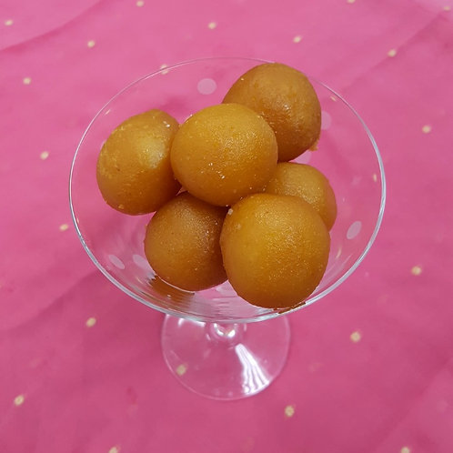 Gulab Jamun 5LB Tray (Pick-Up Detroit)