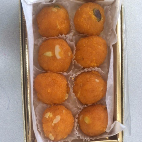 Motichoor Ladoo 1LB Box (Pick-Up Detroit)