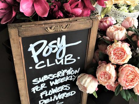 Posy Club - Flower Subscription