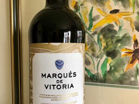 My Birthday Wine - Marqués De Vitoria Rioja Reserva 2014  93 points