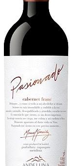 Happy Wine Discovery - Andeluna Pasionado Cabernet Franc 2013 92 pts.