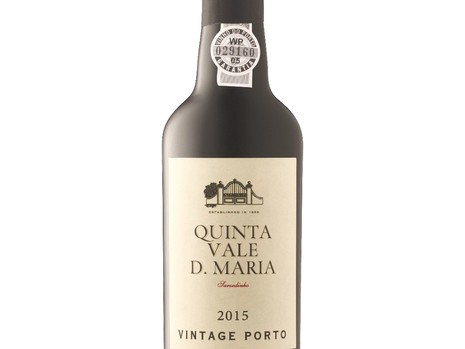 Luxury for the 2020 Holiday Season: Quinta Vale D. Maria Vintage Port 2015