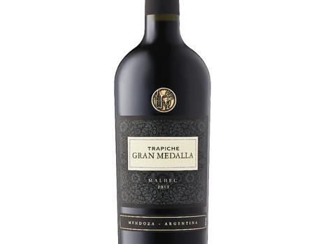 92 pts #wine review @Trapiche Gran Medalla Cabernet Sauvignon 2014
