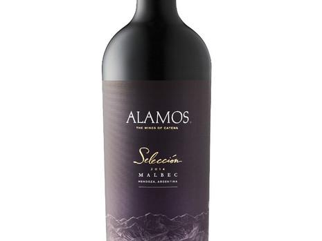 92 pts. Wine review  @Alamos Selección #Malbec 2014