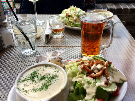 A Foodie Goes to Boston