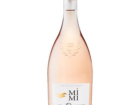 91 pts. Wine Review - Mimi en Provence Grande Réserve Rosé 2017
