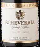 92 pts #wine review  @Echeverria Gran Reserva Pinot Noir 2016