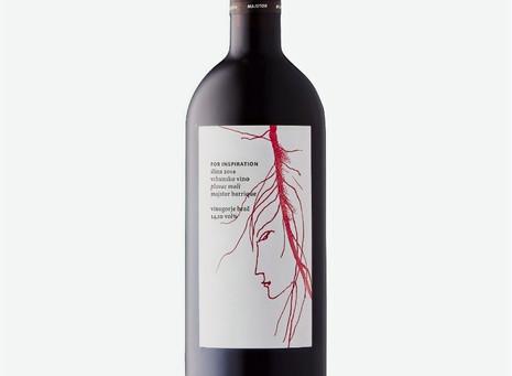 "Favourite Wine of the Year!  Stina Plavac Mali 2016 ""For Inspiration""   93pts."