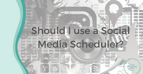 Should I use a Social Media Scheduler?