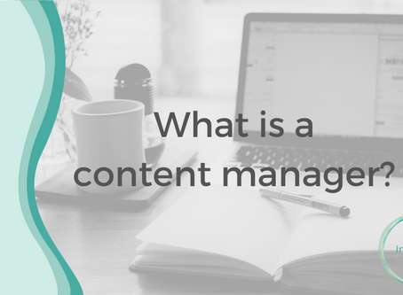 What is a Content Manager?