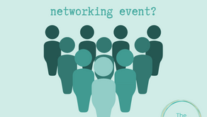 My First Networking Event!
