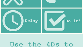 Perfect your To-Do list with the 4Ds!