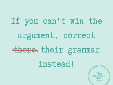 Grammar Giggles