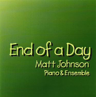 End of a Day - COVER