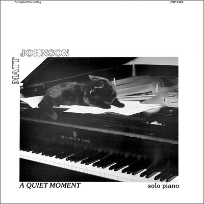 A Quiet Moment album cover