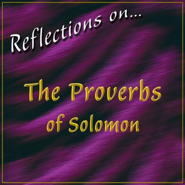 The Proverbs of Solomon - COVER