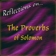 The Proverbs of Solomon - COVER