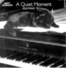 A Quiet Moment CD cover